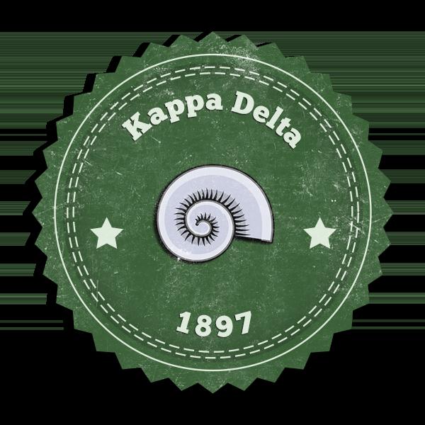 Kappa Delta Seal (Mockup)