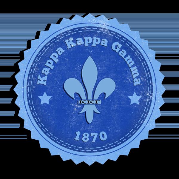 Kappa Kappa Gamma Seal (Mockup)