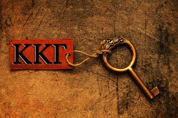 Kappa Kappa Gamma Symbol - Key