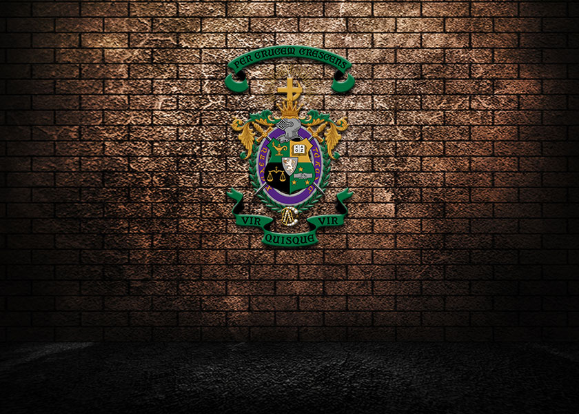 Lambda Chi Alpha Coat of Arms