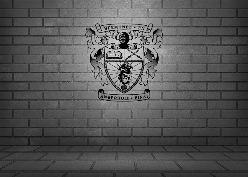 Lambda Phi Epsilon Coat of Arms