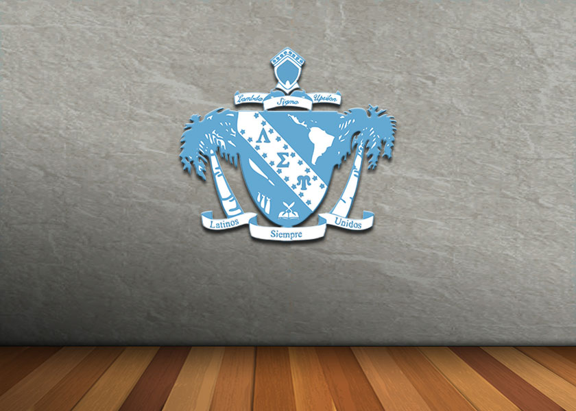 Lambda Sigma Upsilon Coat of Arms