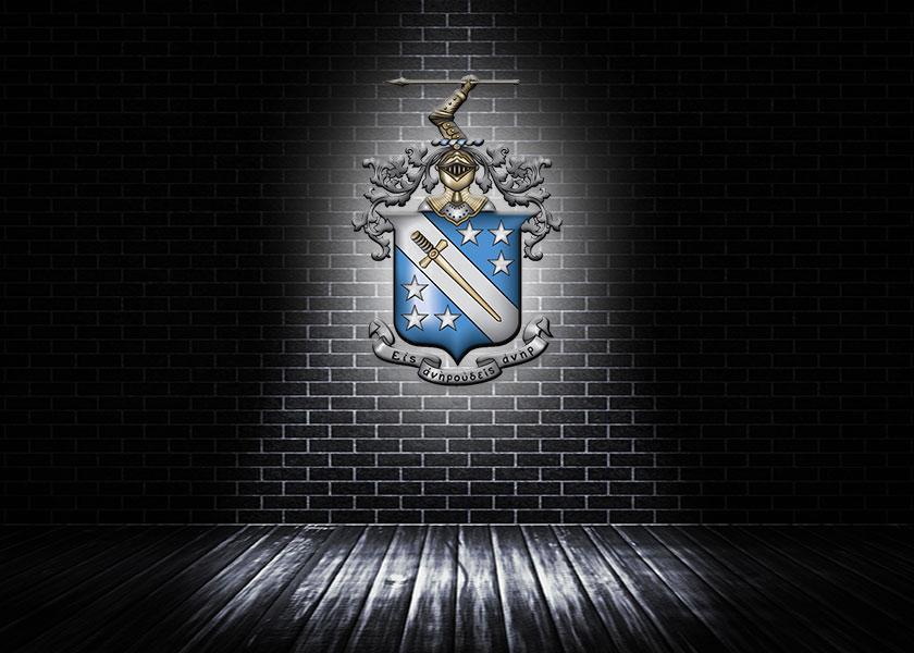 Phi Delta Theta Coat of Arms