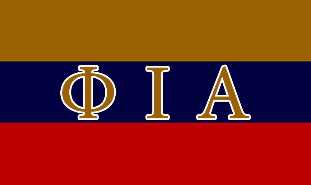 Phi Iota Alpha Flag