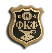 Phi Kappa Psi Badge