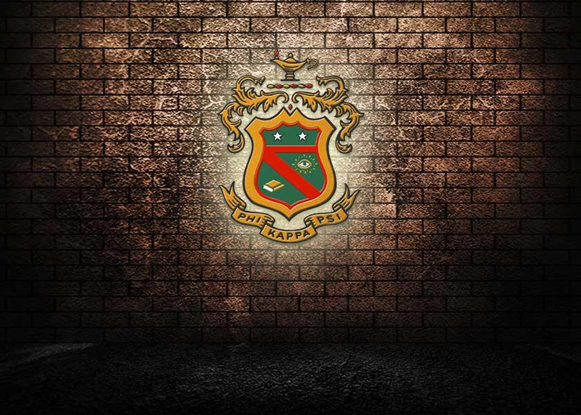Phi Kappa Psi Coat of Arms