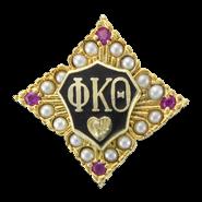 Phi Kappa Theta Badge
