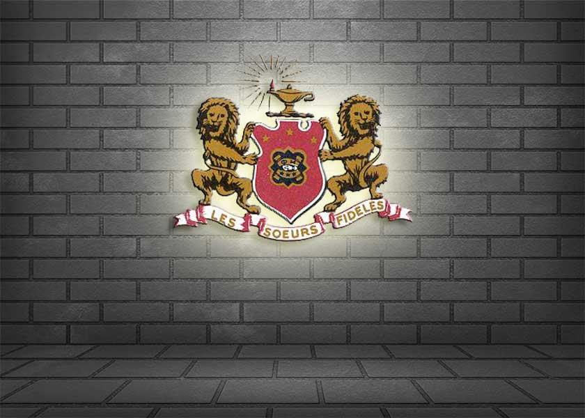 Phi Mu Coat of Arms