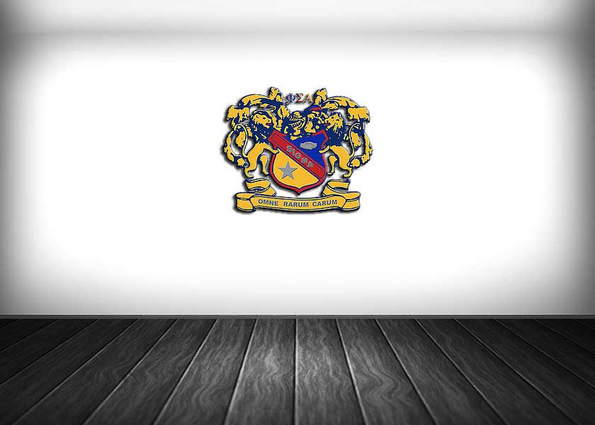 Phi Sigma Alpha Coat of Arms