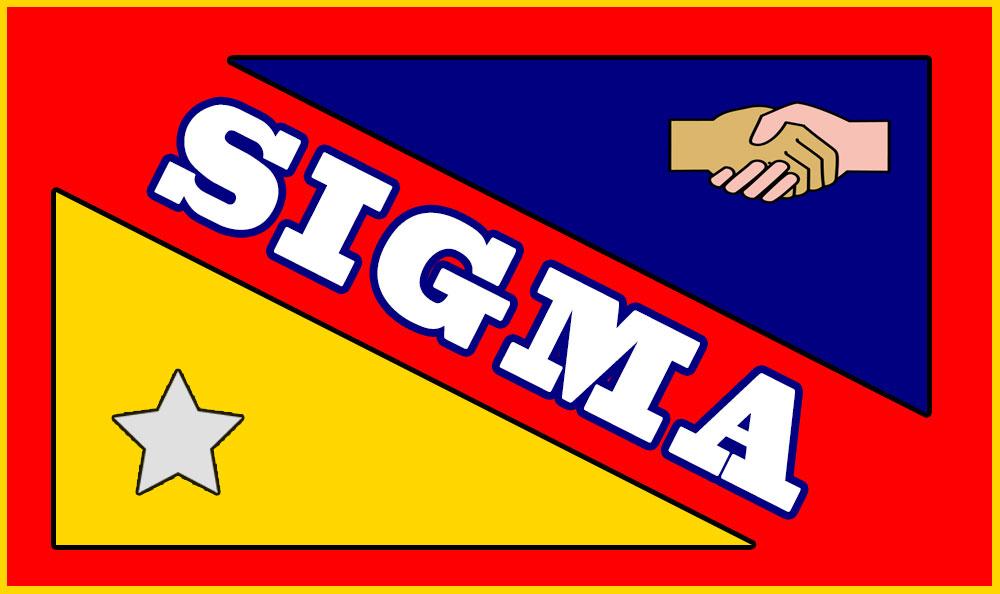 Phi Sigma Alpha Flag