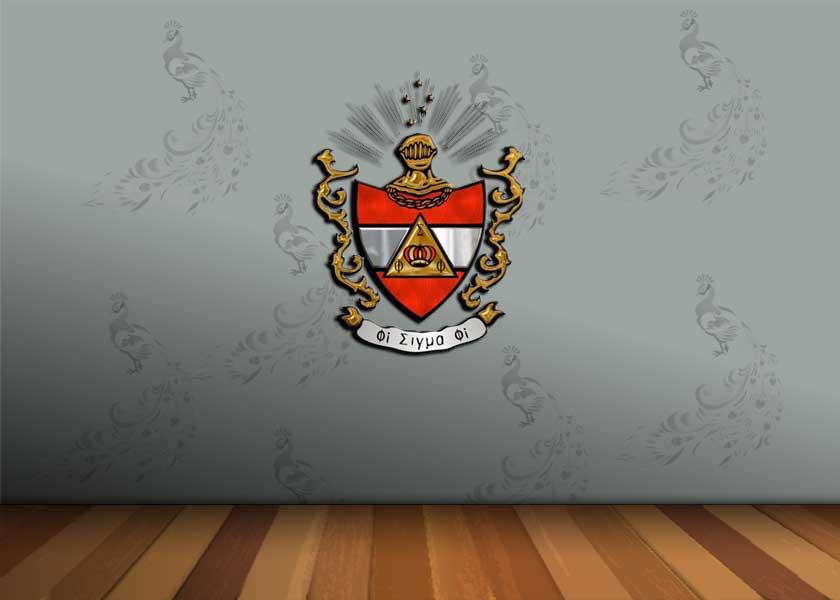 Phi Sigma Phi Coat of Arms