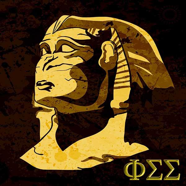 Phi Sigma Sigma Symbol - Sphinx