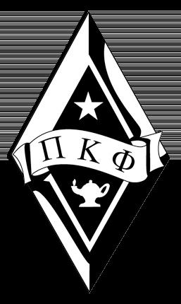 Pi Kappa Phi Badge