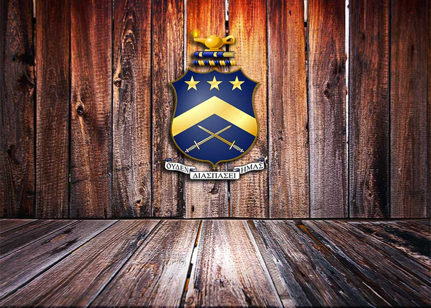 Pi Kappa Phi Coat of Arms