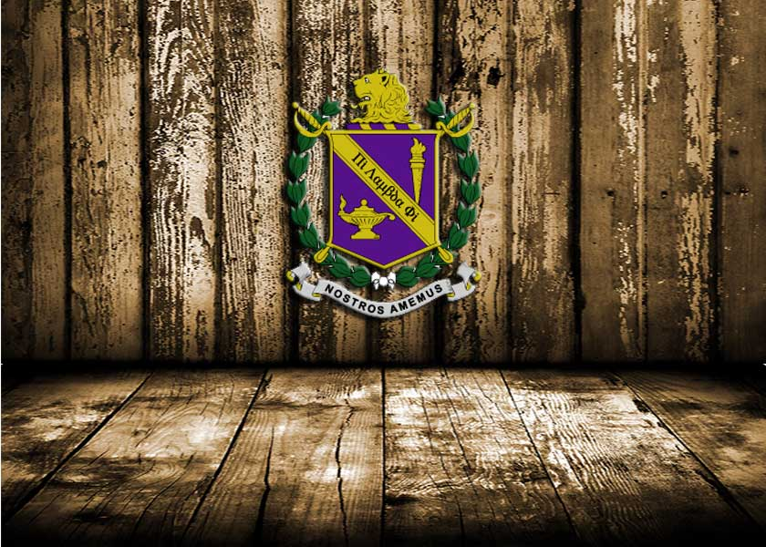 Pi Lambda Phi Coat of Arms