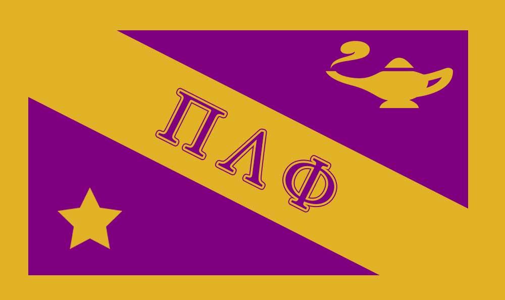 Pi Lambda Phi Flag