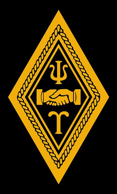 Psi Upsilon Badge