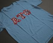 SGG Tshirt-Mockup Blue