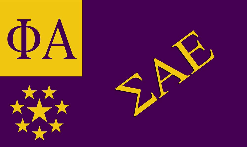 Sigma Alpha Epsilon Philippines Sigma Alpha Epsilon Flag