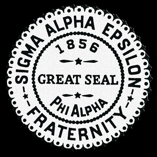 Sigma Alpha Epsilon Seal