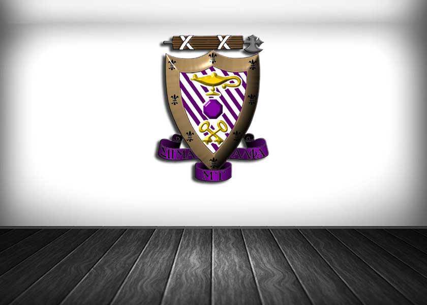 Sigma Alpha Mu Coat of Arms