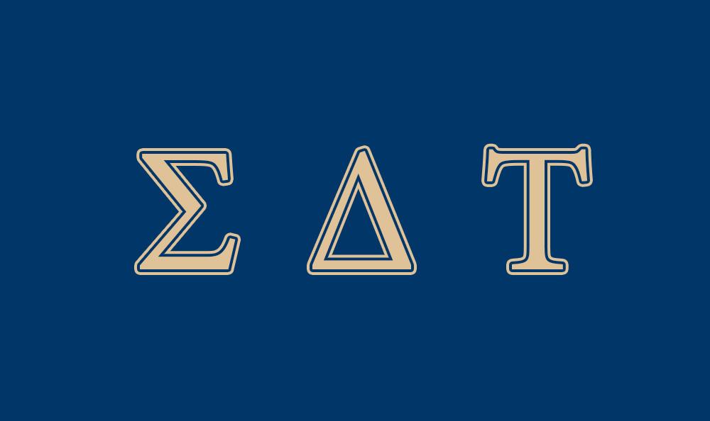 Sigma Delta Tau Flag