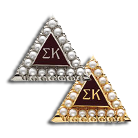 Sigma Kappa Badge