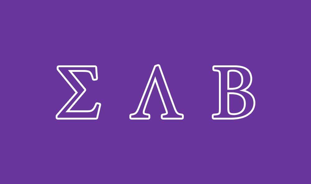 Sigma Lambda Beta Flag