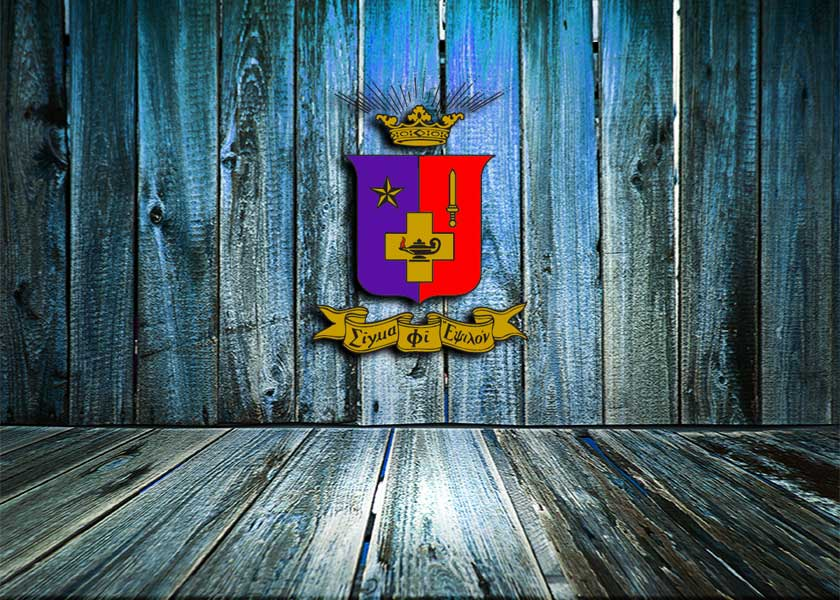 Sigma Phi Epsilon Coat of Arms