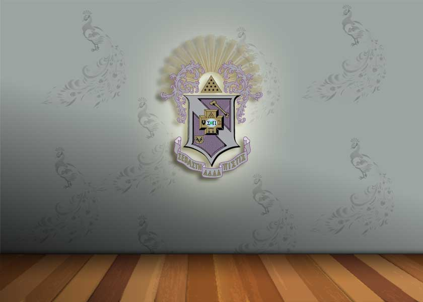 Sigma Pi Coat of Arms
