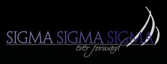 Sigma Sigma Sigma Logo