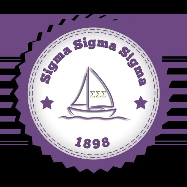 Sigma Sigma Sigma Seal (Mockup)