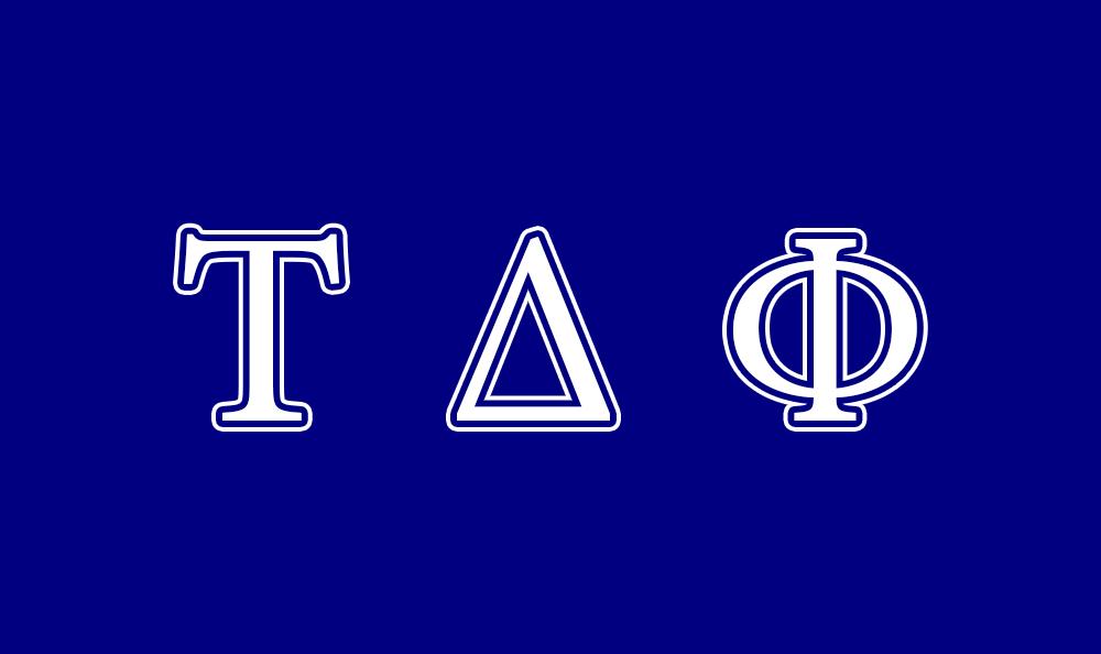 Tau Delta Phi Flag