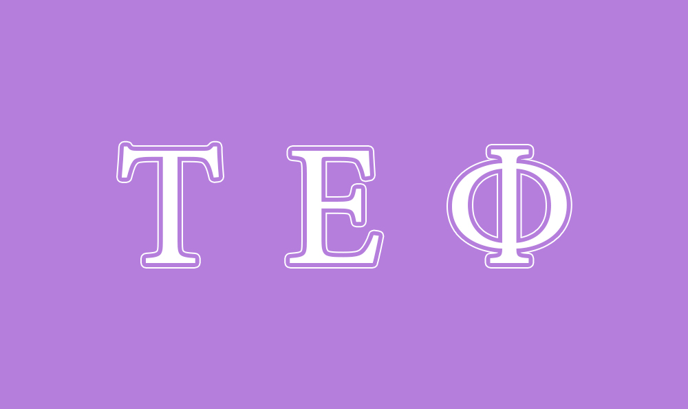 Tau Epsilon Phi Flag