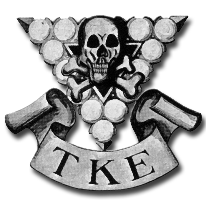 Tau Kappa Epsilon Badge