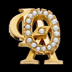 Theta Phi Alpha Badge