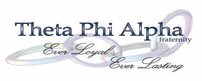 Theta Phi Alpha Logo
