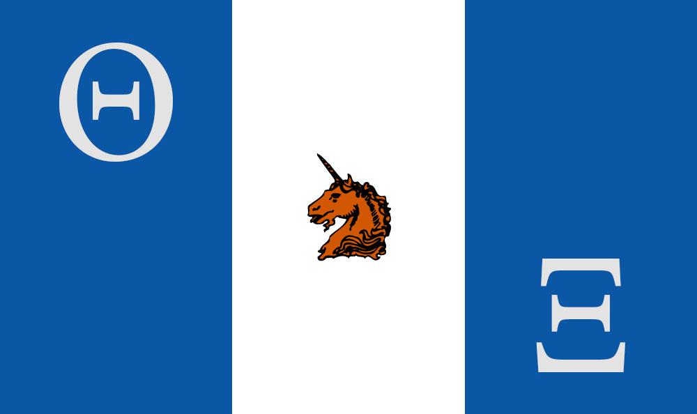Theta Xi Flag