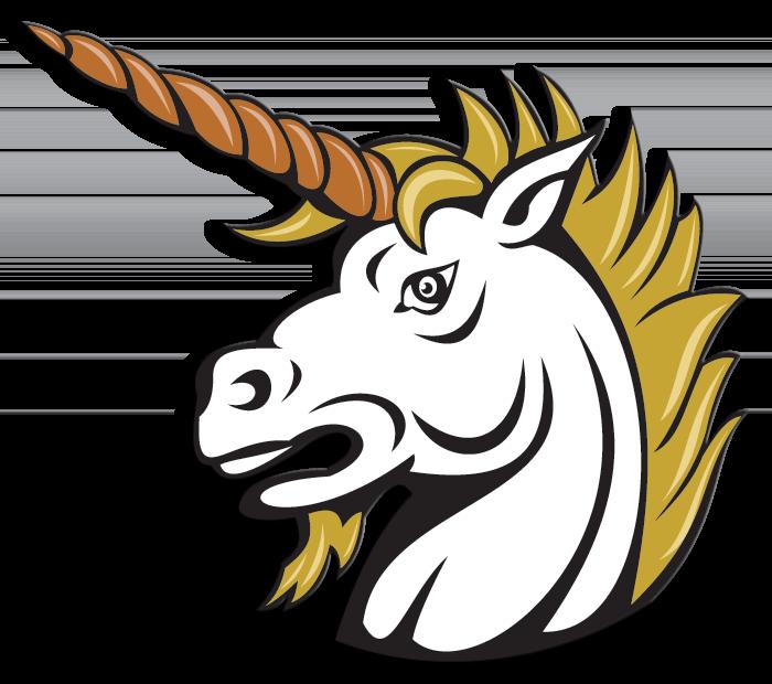 Theta Xi Symbol - Unicorn