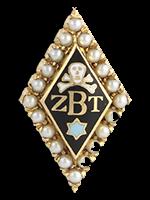 Zeta Beta Tau Badge