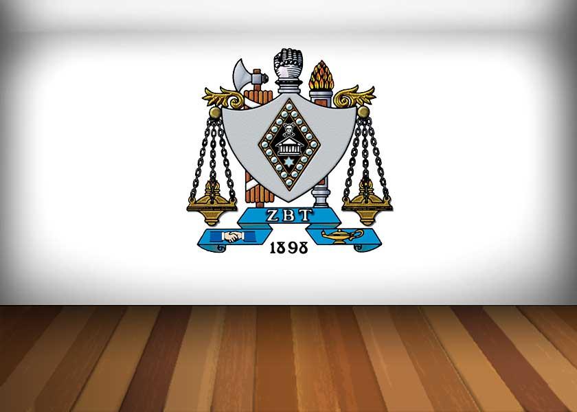 Zeta Beta Tau Coat of Arms