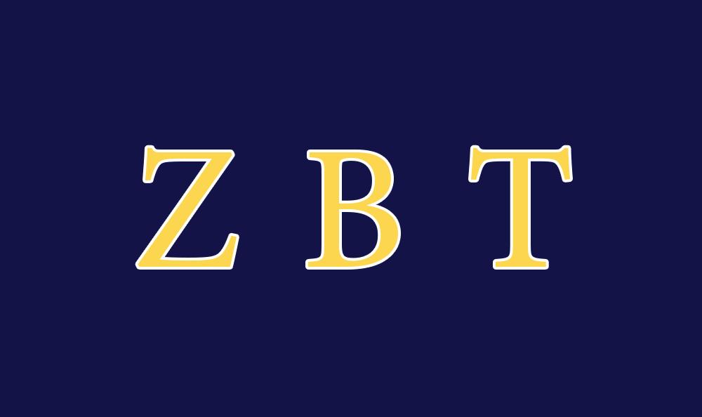 Zeta Beta Tau Flag