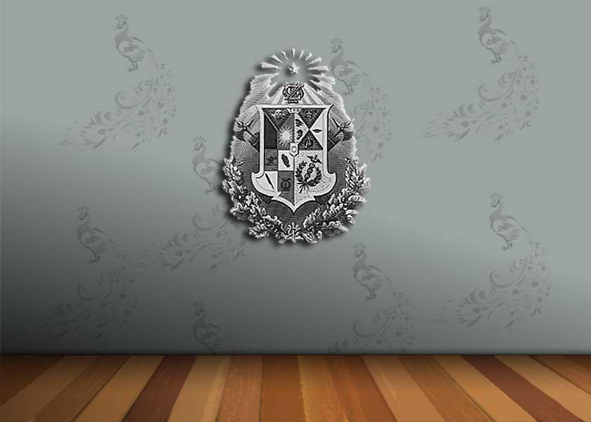 Zeta Psi Coat of Arms